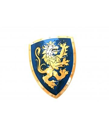Bouclier de chevalier lion...