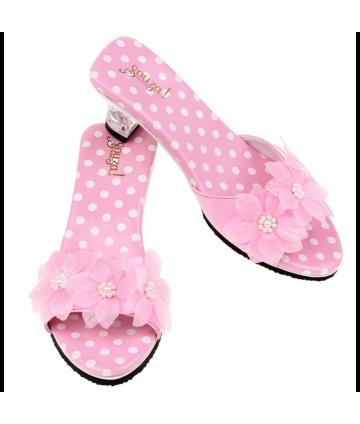 Chaussures roses Kiki...
