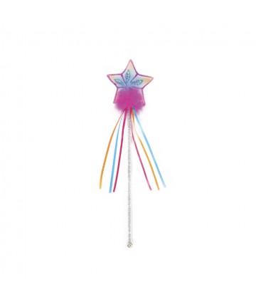 Baguette magique étoile arc...