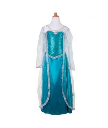 Robe Reine des glaces 5-7 ans