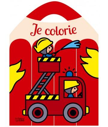 Je colorie les pompiers