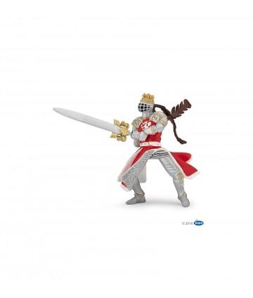 Roi au dragon à l'épée