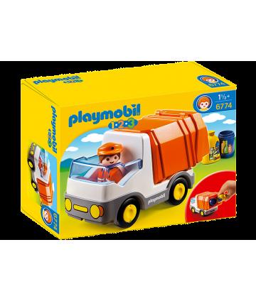 123 - Camion poubelle