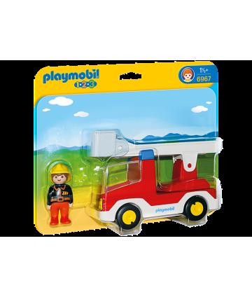123 - Camion de pompier...