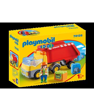 Playmobil 123 camion benne