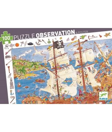 Puzzle observation Les...