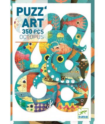 Puzz'Art Octopus 350 pièces