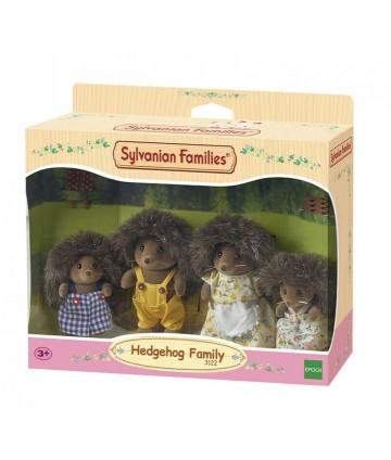 Famille hérisson