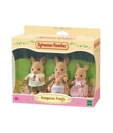 Famille kangourou