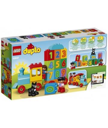 Lego Duplo Le train des...