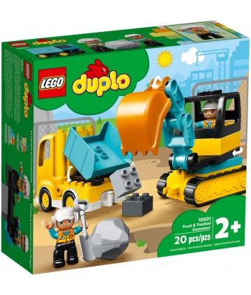 Lego Duplo Camion et...