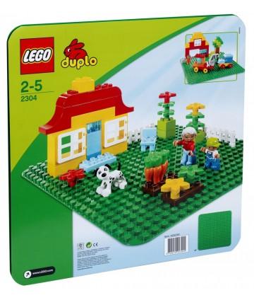 Lego plaque de base verte...