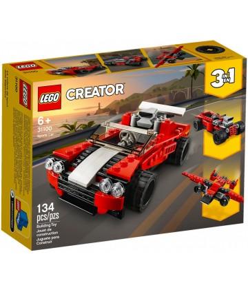 Lego Creator - La voiture...
