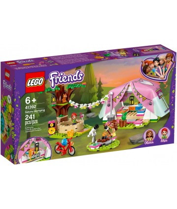 Lego Friends - Le camping...