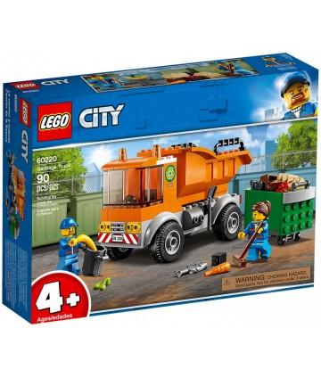 Lego City - Le camion poubelle