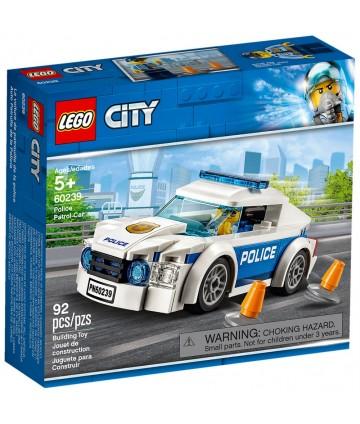 Lego City - La voiture de...