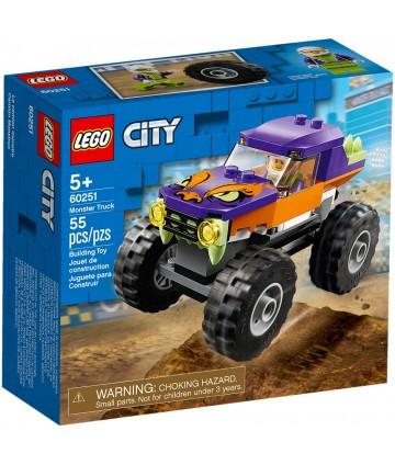 Lego City - Le monster truck