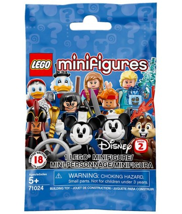 Mini figurine lego Disney...