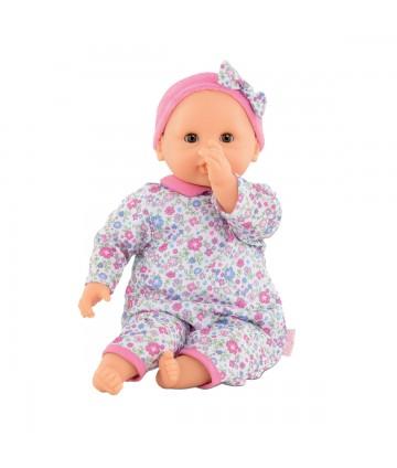 Poupon bébé calin Myrtille