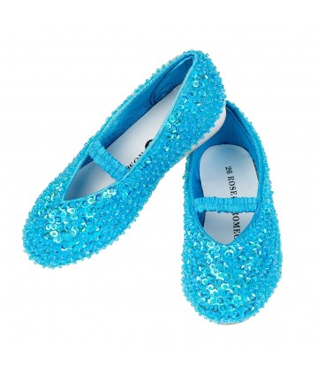 Ballerines Lily bleues 28