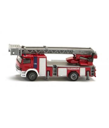 Camion échelle pompiers
