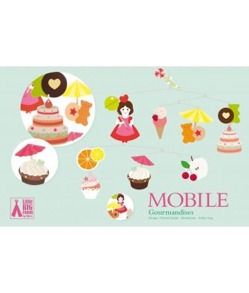 Mobile gourmandises