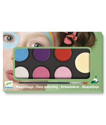 Palette maquillage 6...