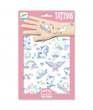 Tatouages - Licornes