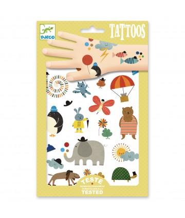 Tatouages - Jolies petites...