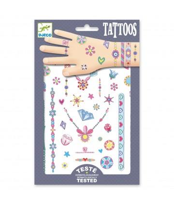 Tatouages - les bijoux de...