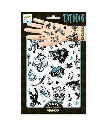 Tatouages Dark side