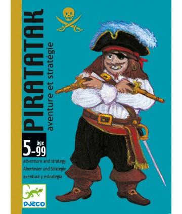 Piratatak - jeu de cartes