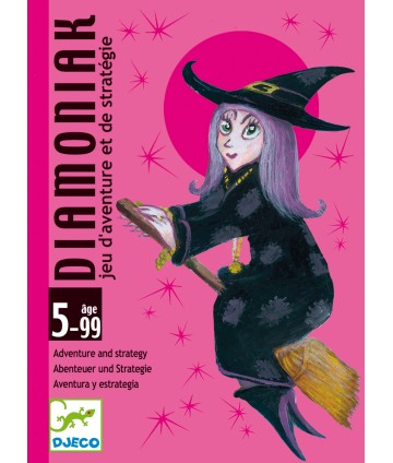 Diamoniak - jeu de cartes