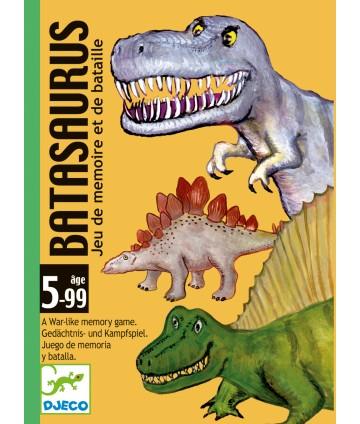 Jeu de cartes Batasaurus