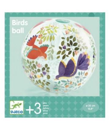 Ballon gonflable oiseaux 35 cm