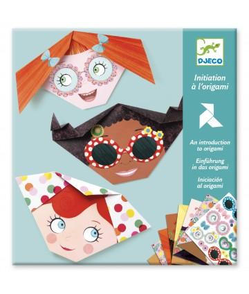Origami Initiation Frimousses