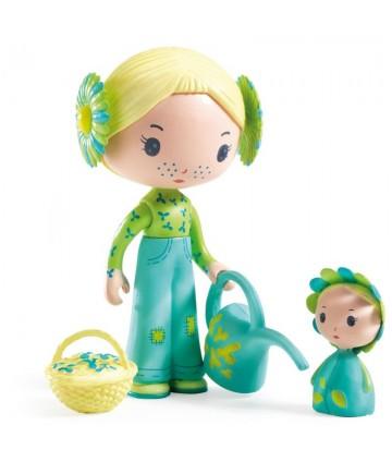Figurine Tinyly -  Flore &...