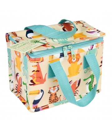 Lunch bag - Colourful...