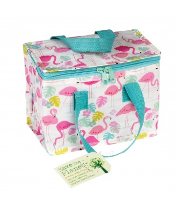 Lunch bag - Flamingo Bay