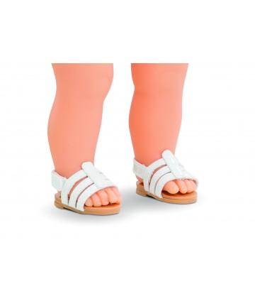 Sandales blanche pour...