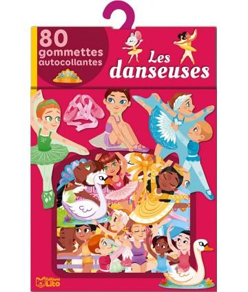 Gommettes - Les danseuses