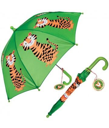 Parapluie - Teddy le tigre