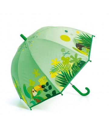 Parapluie jungle tropicale