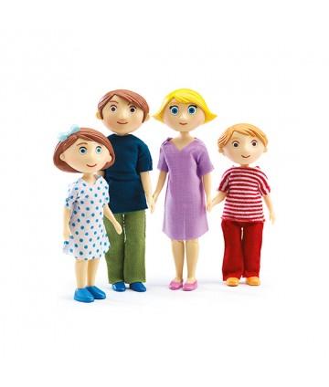 Maison de poupées - Famille...