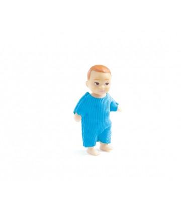 Maison de poupées - Bébé Sacha