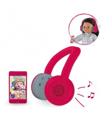 Casque audio et téléphone...