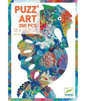 Puzz'Art - Hippocampe - 350...