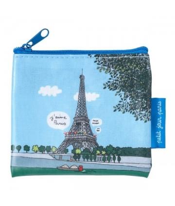 Porte monnaie Paris
