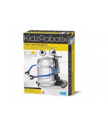 4M Kidzrobotik Robot canette