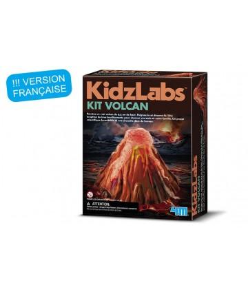 4M Kidzlabs Volcan à mouler...